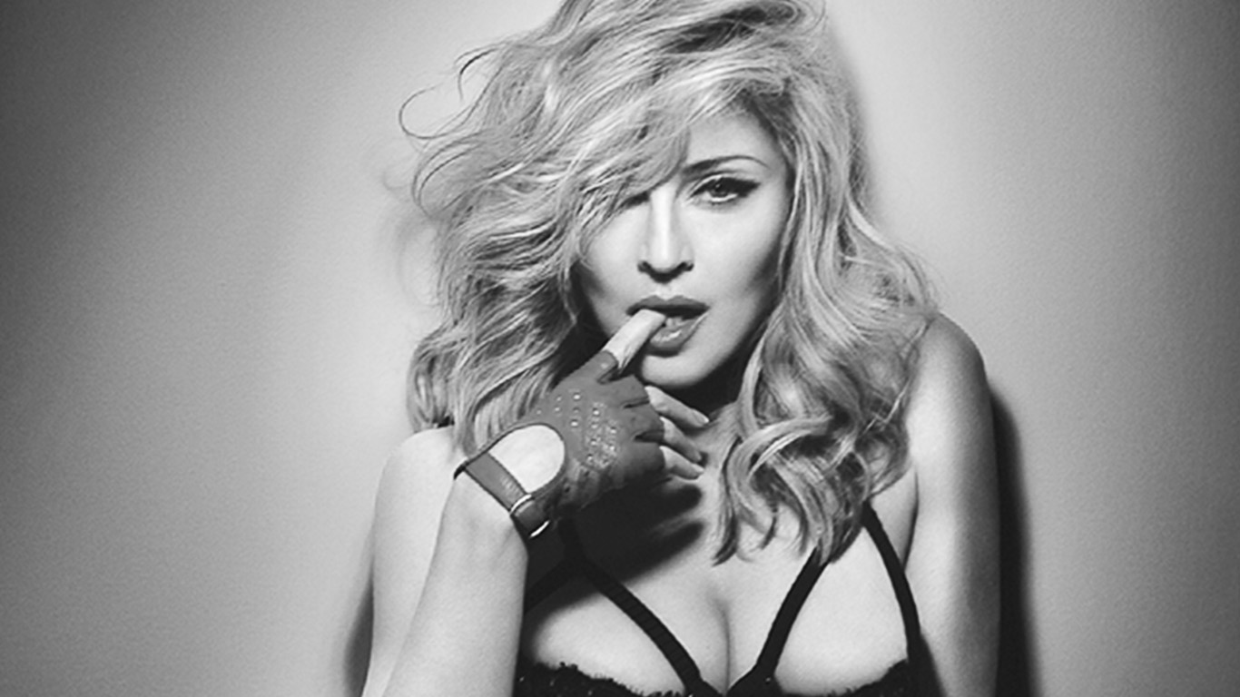 Color madonna nude remarkable