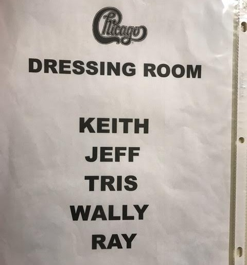 Dressing room NH