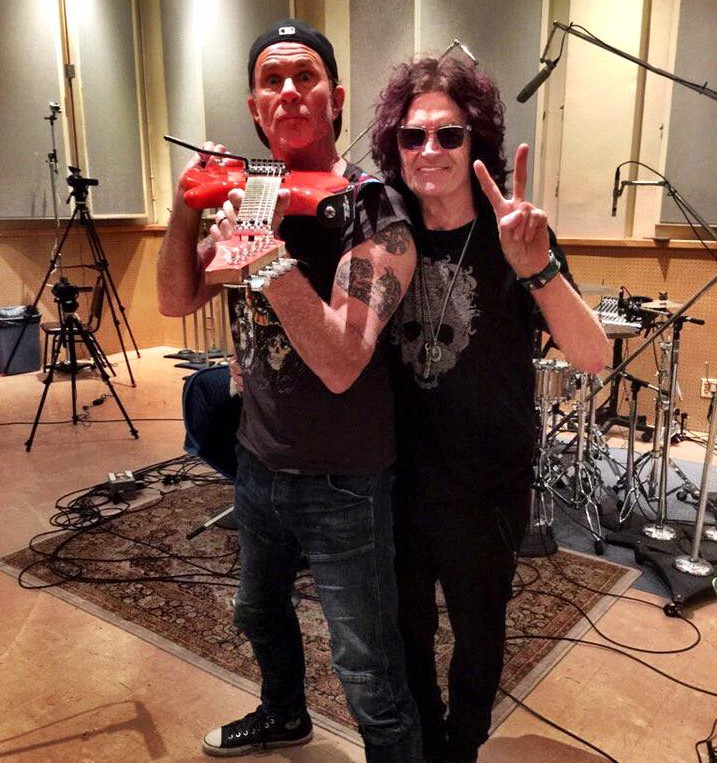 Chad Smith Glenn Hughes